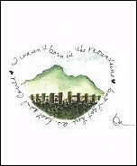Not Born in the Mountains Guestbook
